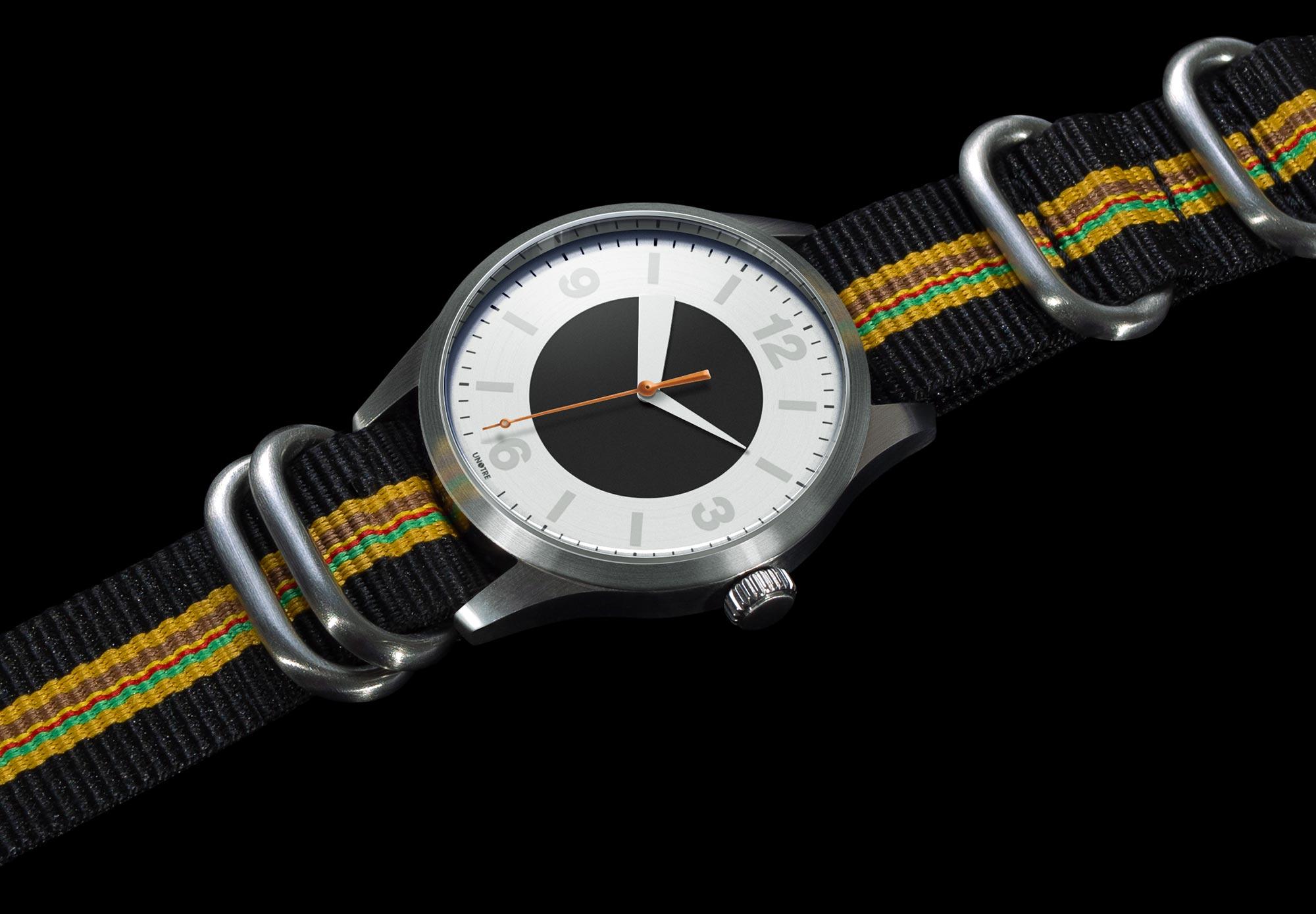 Orologio meccanico - versione normale
