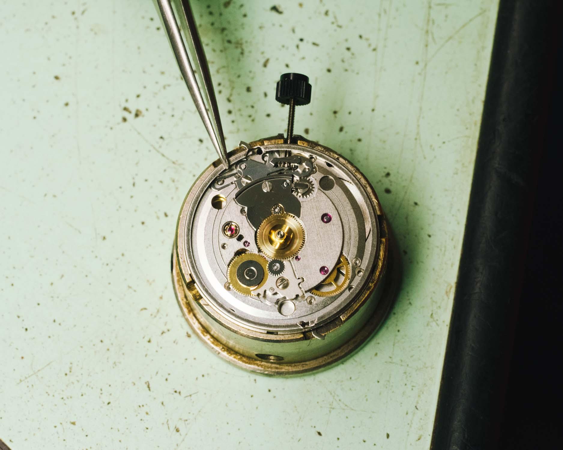 UNOTRE Mechanical watch