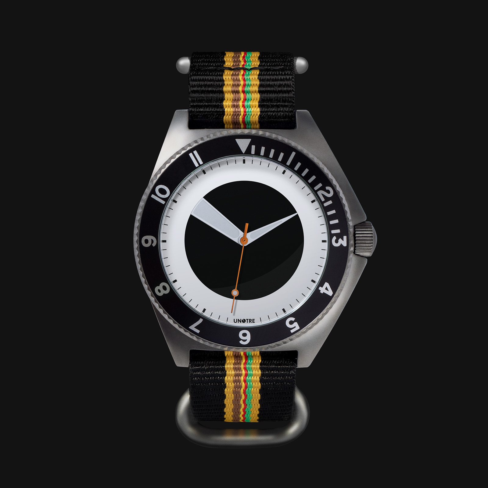 Electronic watch UNOTRE