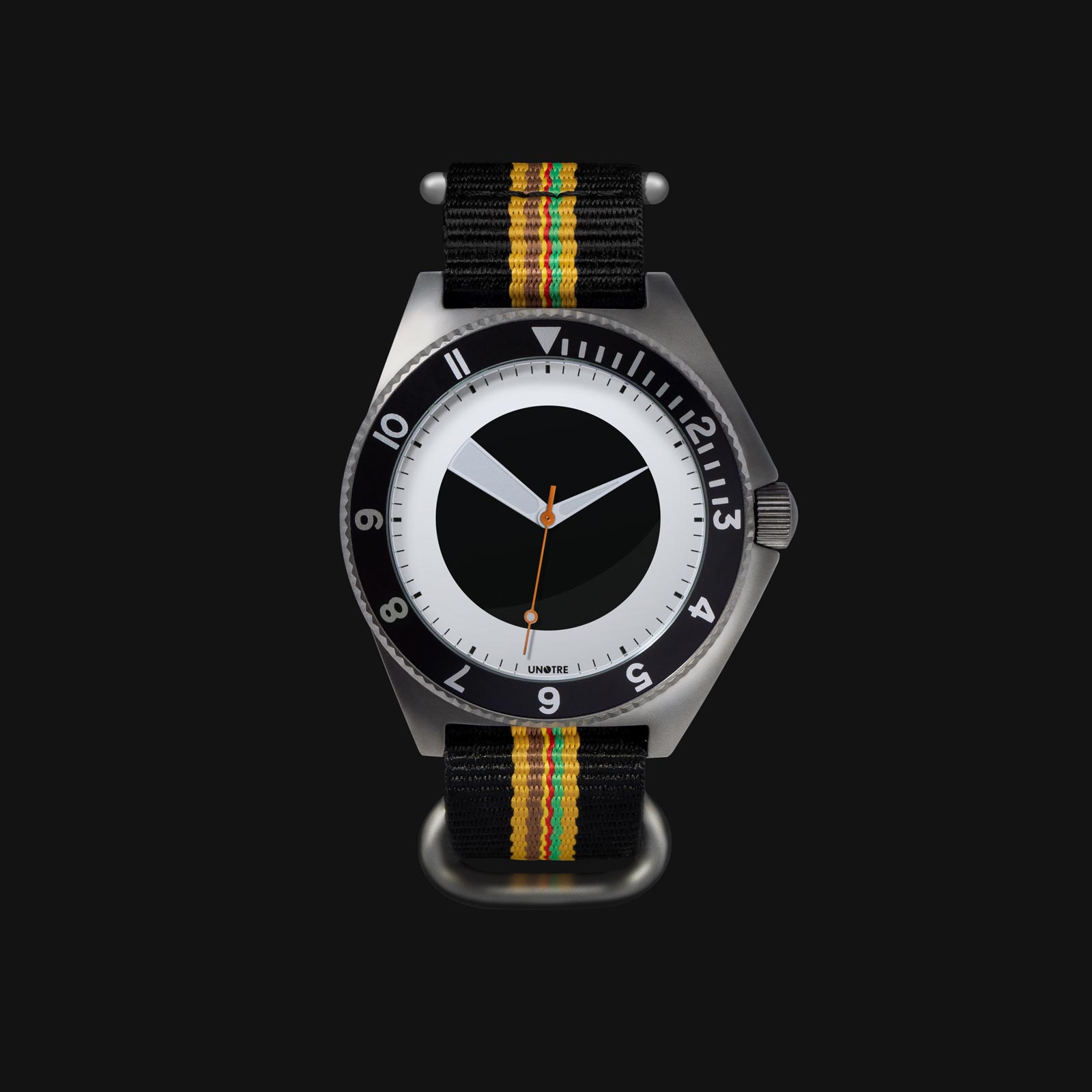 Electronic watch UNOTRE - Normal version